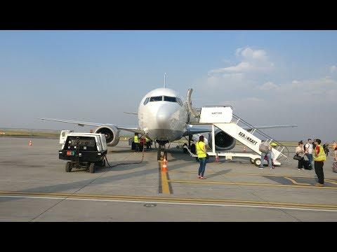 Blue Air 6201 Otopeni Henri Coanda - Iasi  full flight