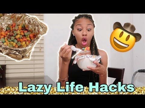 everyday-life-hacks-you-didn't-know-you-needed:-lazy-life-hacks- -taypancakes