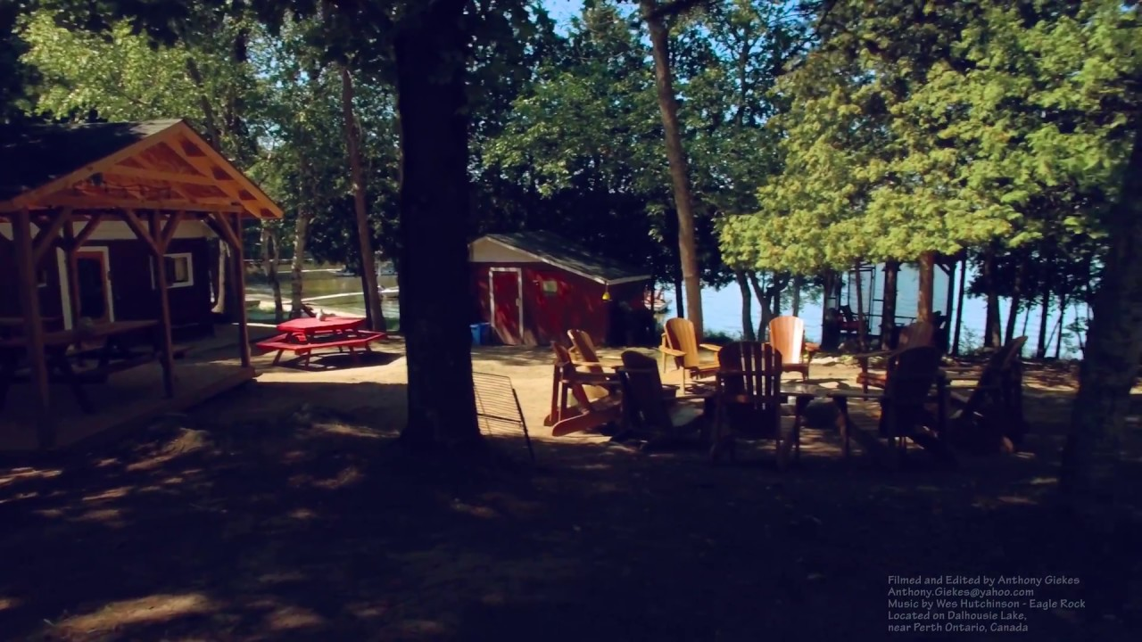 Large Family And Group Cottage Rental On Dalhousie Lake Near Perth Ontario Canada