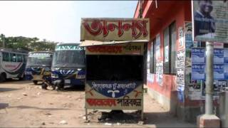 Kishoreganj Bus Strick Footage 27 5 2014