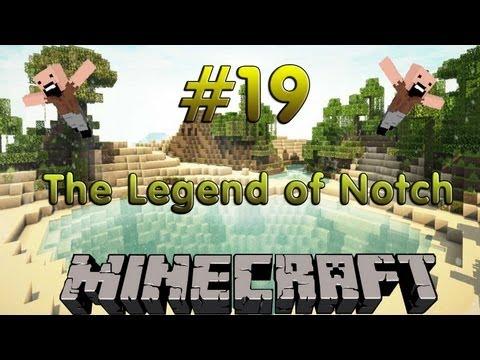 The Legend Of Notch | Minecraft | Episode 19 - Stupid Mistakes