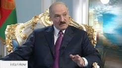 Interview Alexander Lukashenko