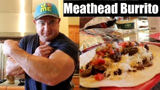 MEATHEAD COOKING SHOW EP. 1: High Protein Burritos (Ft. Mark Bell)