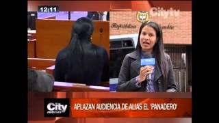 Citytv:  Aplazan audiencia de alias