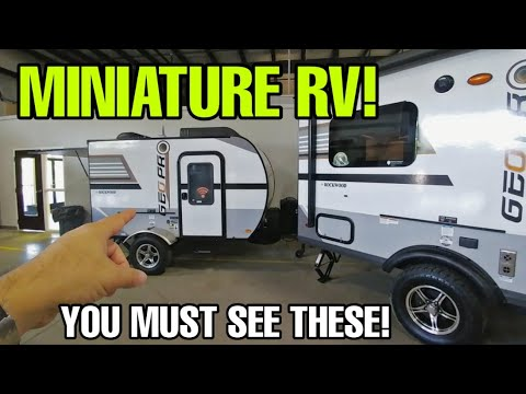 Airstream Killers? Tiny Compact Travel Trailer RVs Will Impress You!