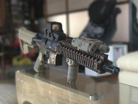 MK18MOD1 Daniel Defense
