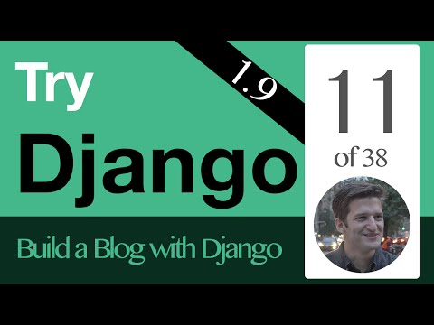 Try Django 1.9  - 11 of 38 - Request & Response