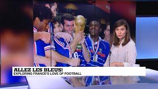 Allez les Bleus! Exploring France