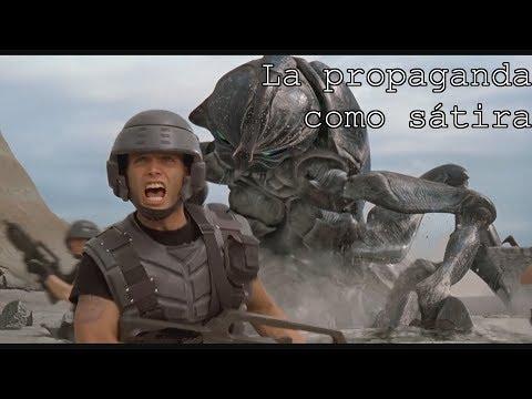 Starship Troopers: La propaganda como sátira [El Espectador]