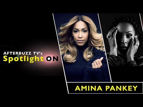 Amina Pankey Interview | AfterBuzz TV's Spotlight On