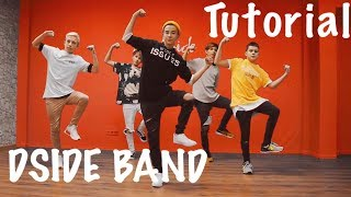 Tutorial | DSIDE BAND - Девочка Космос