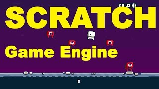 Trying out Games Made with SCRATCH. ( Free game engine for beginners )