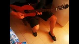 The Beatles, Norwegian wood (Instrumental guitarra)
