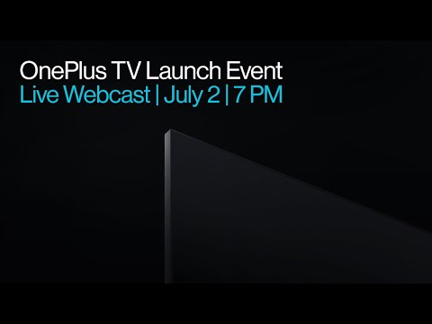oneplus-tv-launch-event