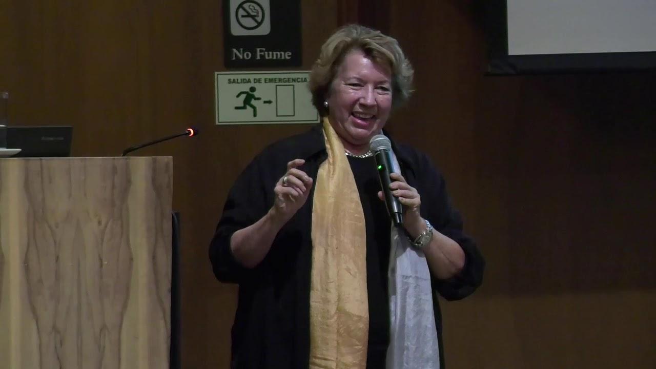 Conferencia   Antártida: mi blanca obsesión, por Angela Posada Swafford