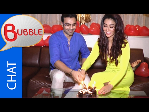 EXCLUSIVE: Lovebirds Ashmit Patel and Mahek Chahal Engage In a Valentine's Day Chat