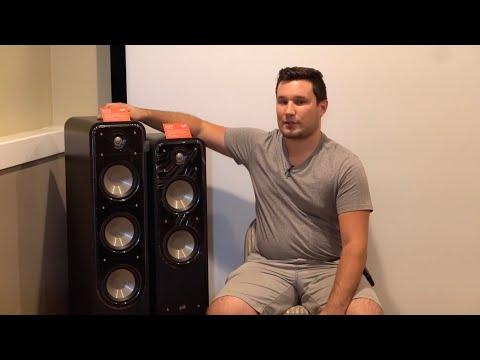 Klipsch R28F Floorstanding Speaker Review | Doovi