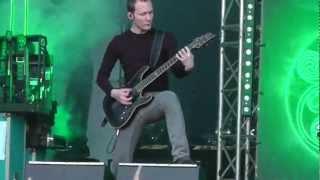 Eluveitie - 6 - Alesia FULL HD (Live at Metalfest, Poland 2012)
