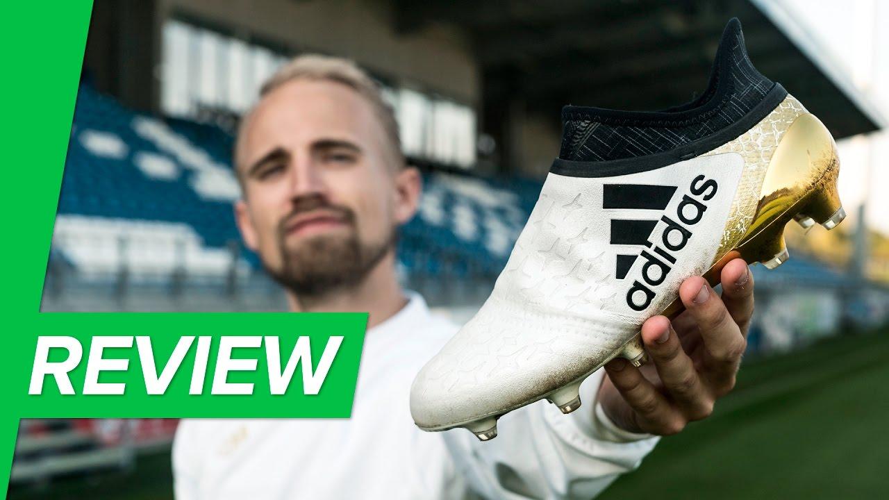 official photos 049e6 763fd adidas X16+ PureChaos review by Unisport   Stellar Pack worn by Bale,  Benzema   Suarez
