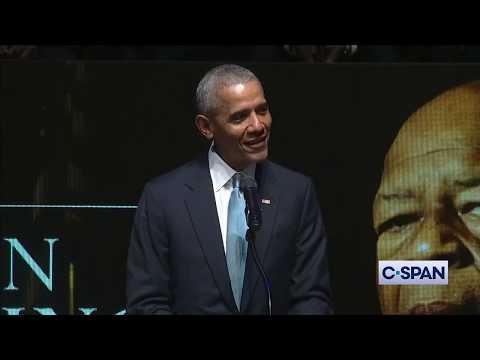Former President Barack Obama Complete Remarks At Rep. Elijah Cummings Funeral