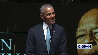 Former President Barack Obama complete remarks at Rep. Elijah Cummings Funeral