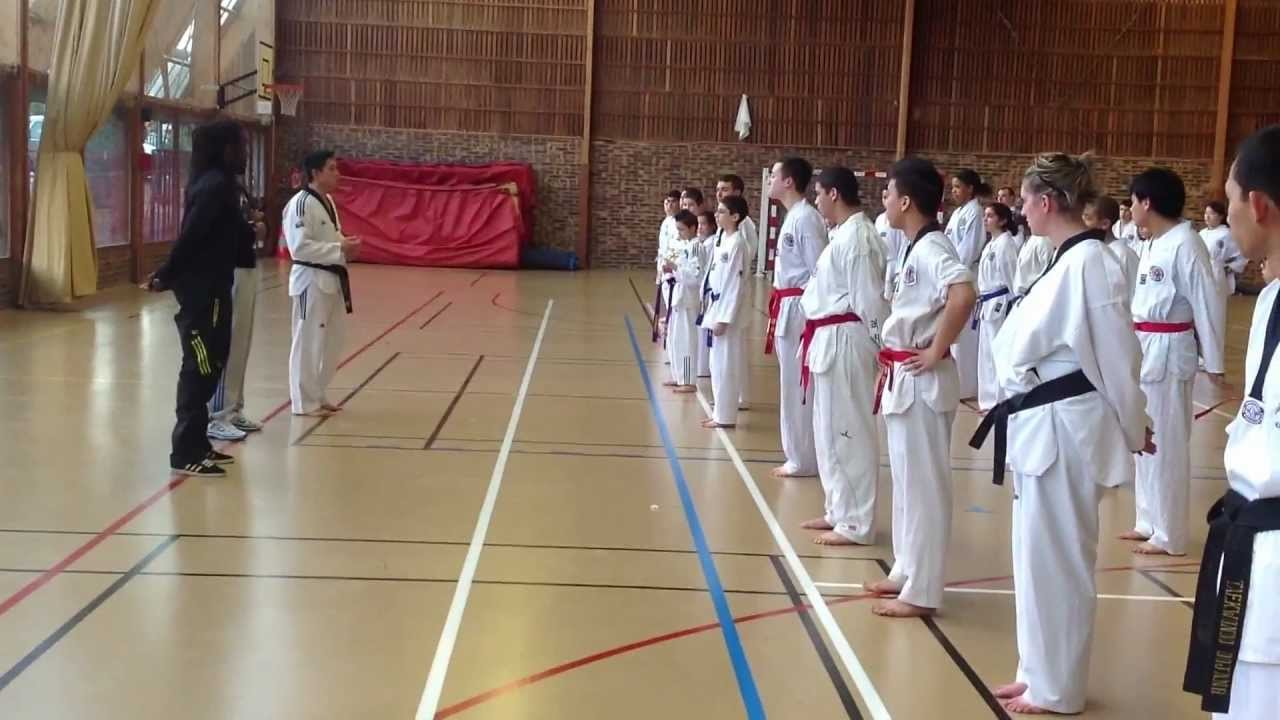 club taekwondo noisy le grand