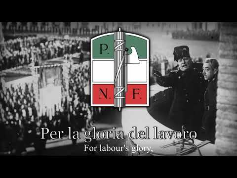 Anthem of The P.N.F. -