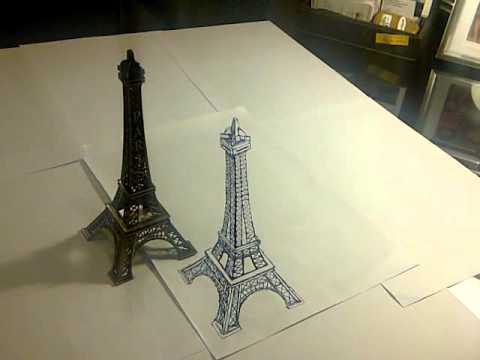 3D drawing by Nurcahyadhi - YouTube
