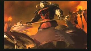 Legion: The Legend of Excalibur game over cutscene