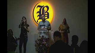 Culto Evangelístico - Pr Milton Sérgio Zanini - 14.04.2019