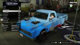 GTA 5 DLC Declasse Drift Yosemite - NEW Unreleased vehicles Customization