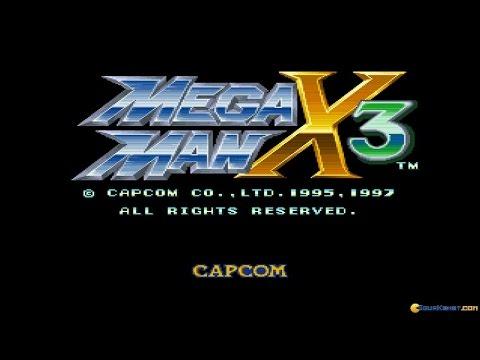 Mega Man X3 gameplay (PC Game, 1995)