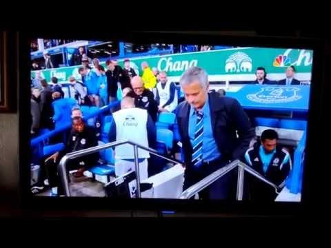 Mourinho snub's Eto?