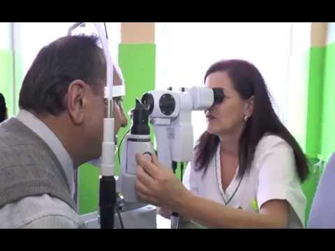 3a65e3480 V Trebišove bol operovaný 15000. pacient so sivým zákalom - YouTube