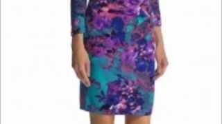 Надеваем на Новый Год короткое платье
