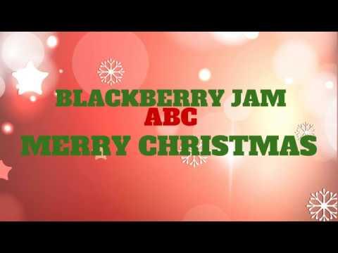 "BlackBerry Jam Kids Music "" ABC's"""