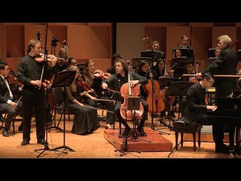 Beethoven: Concerto pour piano, violon et violoncelle, Op.56 (3) · PRONTO MUSICA