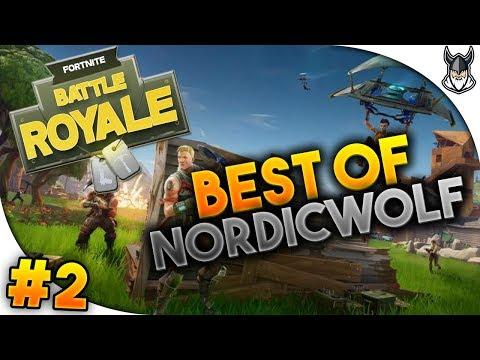 Episode 2 • BEST-OF NordicWolf  • Fortnite: Battle Royale (Studio Nordic)