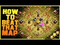 """How to 3 Star """"BURNING SENSATION"""" with TH8, TH9, TH10, TH11, TH12   Clash of Clans New Update"""