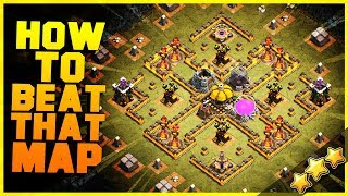 """How to 3 Star """"BURNING SENSATION"""" with TH8, TH9, TH10, TH11, TH12 