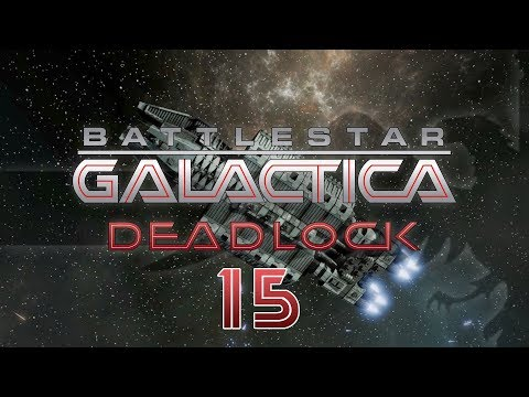 BATTLESTAR GALACTICA DEADLOCK #15 REVENANT Preview - BSG Let's Play