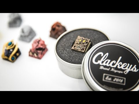 The Art of Custom Mechanical Keyboard Keycaps