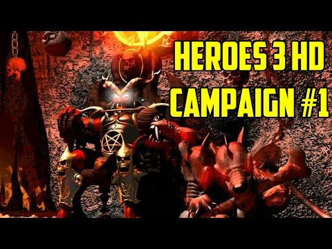 Heroes of Might and Magic 3 HD - Campaign #1