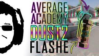 Average Academy ♦ De_Dust2 Flashe ♦ Prvá epizóda novej série