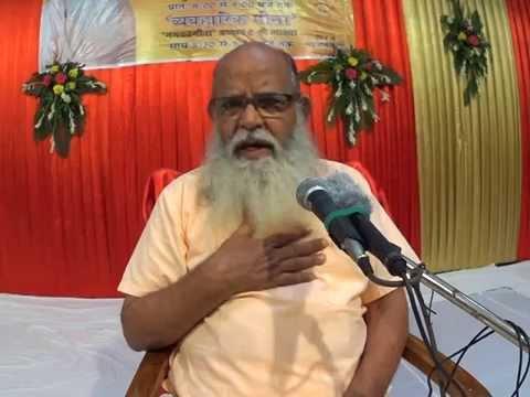 Upanishad Sadhana 1 of 6 (Mundakopanishad) Hindi 2014