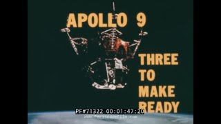 APOLLO 9 THREE TO MAKE IT READY (1969) 13272