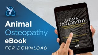 Animal Osteopathy the e book is here