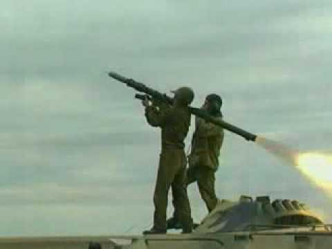 IGLA, Surface-To-Air Missile System