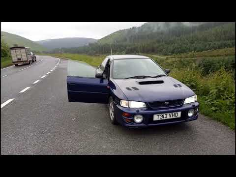 HubNut's shaky Subaru Impreza test - actual power!