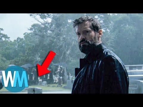Top 10 Logan Easter Eggs You've Missed